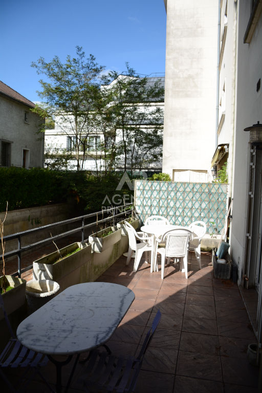 SAINT-CLOUD / PASTEUR Appartement terrasse 2 chambres 100 m² 10/12